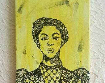 I AINT SORRY - Beyonce Original Art