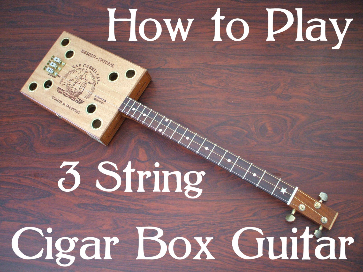 LearnCigarBoxGuitar.com   It's about playing the thing.