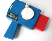 Vintage Star Wars Movie Viewer, May The Force Be With You, Kenner 1977