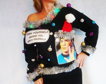 TaborsTreasures Ugly Christmas Sweaters... by TaborsTreasures