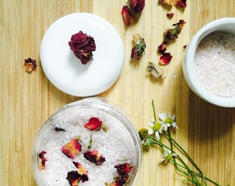 BATH SALTS | TEAS