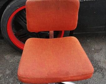 Art metal knolls office chair