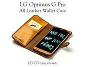 LG Optimus G Pro Leather ...
