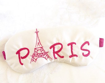 PARIS sleep mask