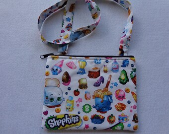 Kid's Crossbody Bag: Shopkins 2