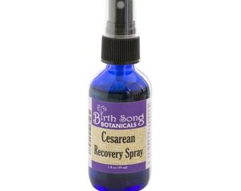 Cesarean Recovery Antiseptic Spray 2oz.