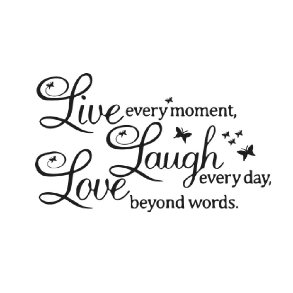 Svg Live Laugh Love Pallet Sign Design Live Every Moment