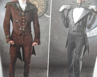 Simplicity 1039--Steampunk for men-- Size 46-52--