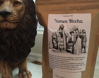 Yemen Mocha Direct Trade