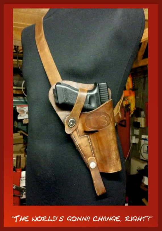 The Walking Dead Glenn Rhee Holster by CosmicWorkshop on Etsy
