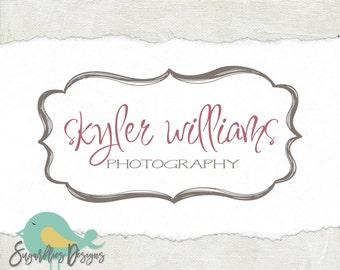 Photography Logos and Business Logos Camera Watermark 79