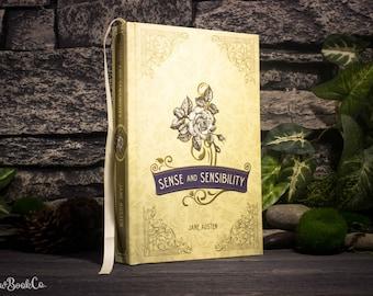 Hollow Book Safe - Sense and Sensibility - Jane Austen