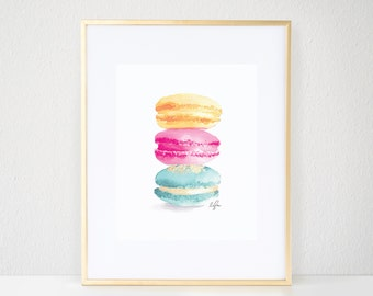 Les Trois Macarons
