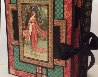 Enchanted Forest Vintage Album