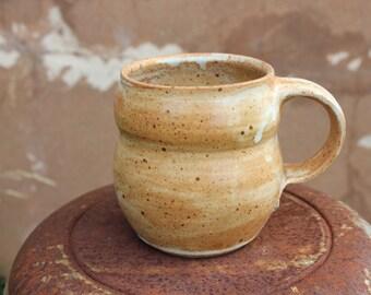 Freckeled Toasty Mug.