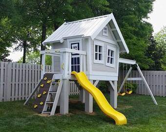 The Explorer's Treehouse
