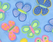1 yard fabric 22083-15 MODA Butterfly Fling Me & My Sister Designs Free Shipping