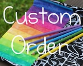 Custom Order for karmacomakid - express shipping
