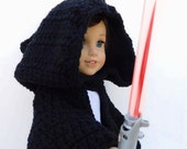 Star Wars Inspired Sith Robe for American Girl Dolls
