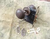 Vintage lock set
