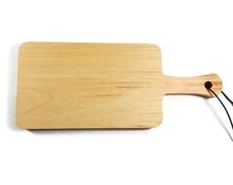 Alder Wood Bread Board.  Oregon Urban Harvested Alder Wood.  Alder Wood Cheese Board.  Alder Wood Serving Board.  Hardwood Cutting Board