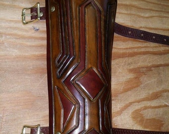 Leather Armor Breath of the Wild Link Bracers