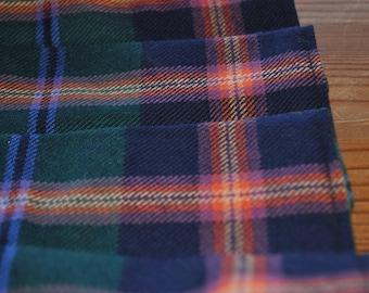 Baby Kilt, 6-12m, Young Modern Tartan Baby Kilt, 100% wool.
