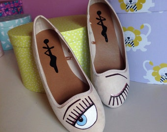 Cheeky Wink Shoes