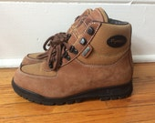 Vasque Hiking Boots Suede Womens Size 7