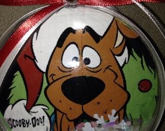 Scooby doo ornament
