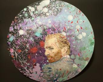 Van Gogh Vinyl Record Artwork