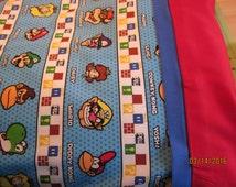Mario Brothers Pillowcase