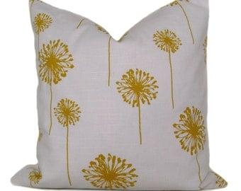 Yellow Pillow - Yellow Pillows - Yellow Pillow cover - Throw Pillow Covers - Decorative Pillows - Pillow covers 18x18 - Pillows - Cushion