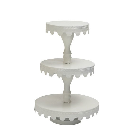 4 tier metal wedding cake stand items similar to white metal cupcake stand 3 tier dessert 10378