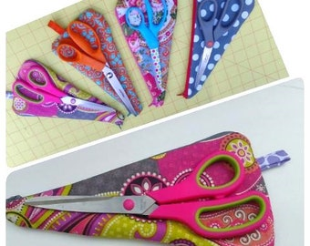 Scissors Cover/Case/Cozy/Gift for Sewer