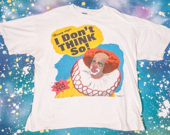 Homey The Clown In Living COLOR T-Shirt Men's Size XL