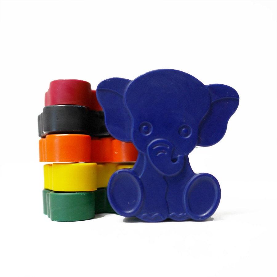 Elefant Buntstifte Kinder-Elefanten-Geschenk