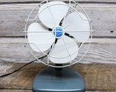 Mid Century Fanmaster Desk Fan