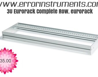 3U Eurorack Complete Row eurorack DIY 84 hp