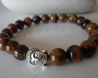 Natural Stone Bracelet.