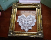baroque wood ornate gold 11x13 frame-with 8x10 inset wedding table decor home decor picture frame diy frame