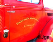 Antique Truck, Photograph, Digital Download, North Fork, Long Island