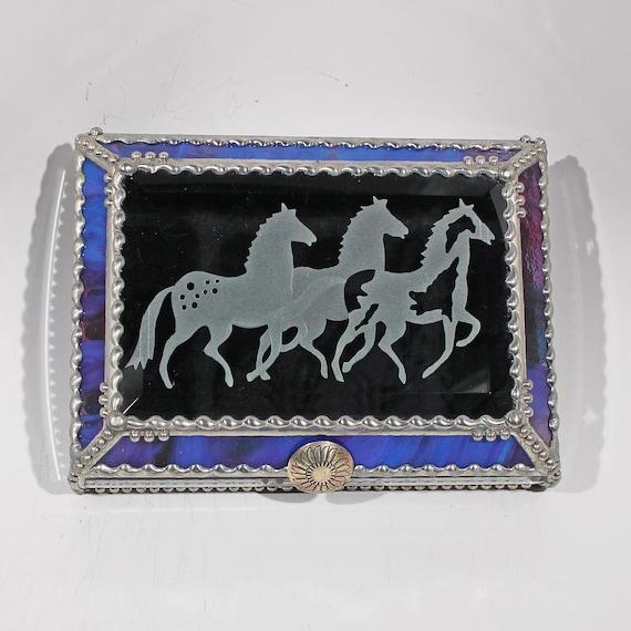 Indian Horses  - Treasure Box