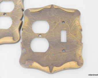 Amerock Light switch Cover, Pair of Amerock  Plate Covers, Hardware