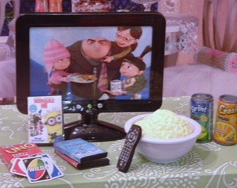 Movie Night for American Girl