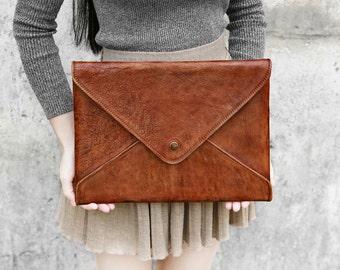 Leather 13''Macbook Case Macbook Sleeve Leather Laptop Sleeve for Macbook Air 13'' Christmas Gift Tablet Sleeve 15%Off