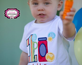 Bubbles Birthday Shirt, Bubbles Birthday, First Birthday Shirt, First Birthday, Boy Birthday Shirt, Cake Smash