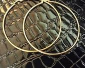 Gold-Filled hoops