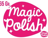 Magic Polish for  Resin 65 gr,Medium size-Make your resin pieces Shine-