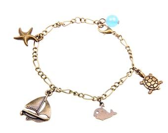 bracelet voyage mer